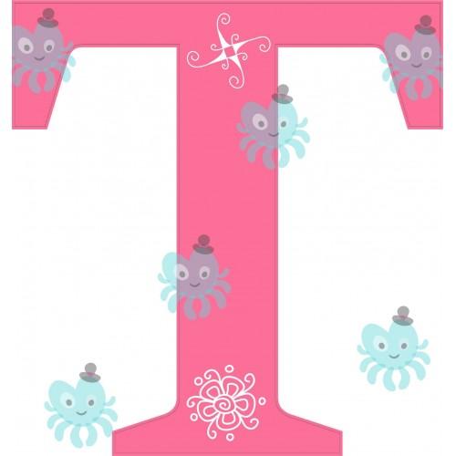 T betű falmatrica