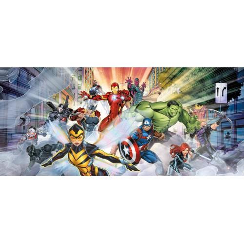Bosszúálló hősök poszter, 202 x 90 cm