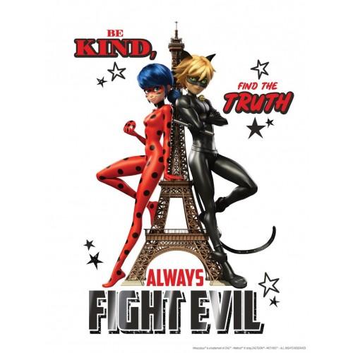 Miraculous Párizsi poszter