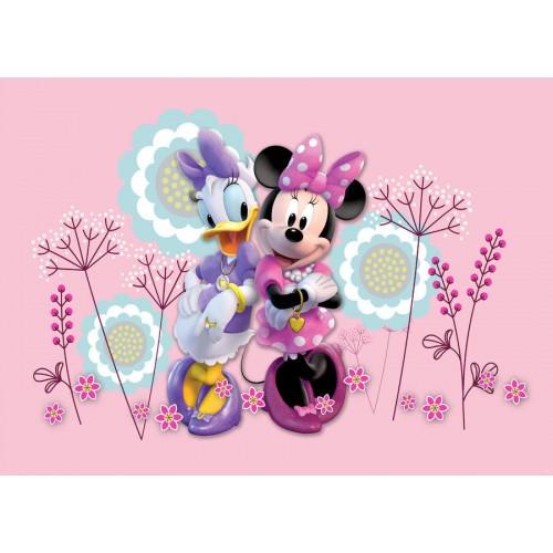 Minnie egeres poszter, Daisy kacsával