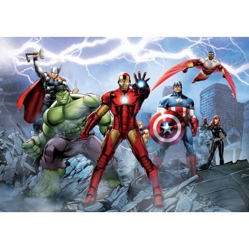 Avengers gyerekszoba poszter