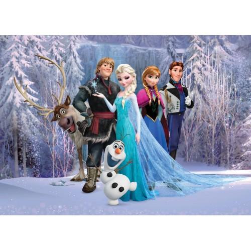 Jégvarázs 1. poszter, Anna és Elsa