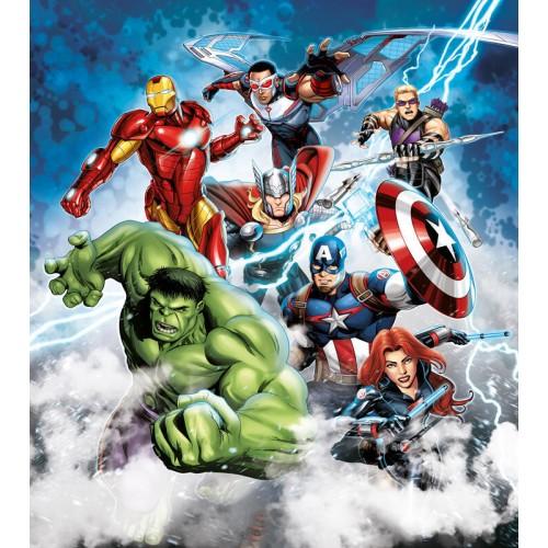 Marvel bosszúállók poszter 180 x 202 cm