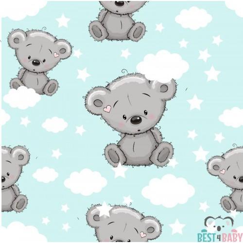 Koalamacis gyerekszoba tapéta