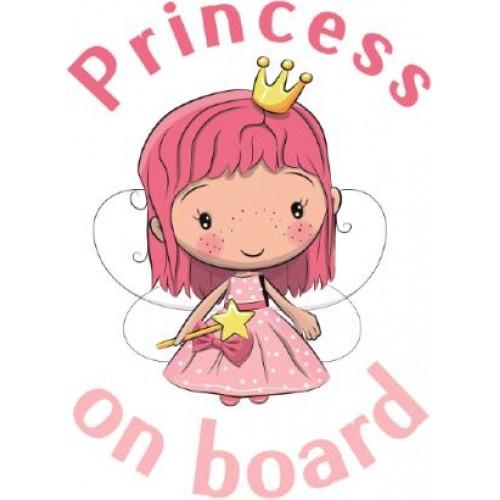 Princess on board - Hercegnő