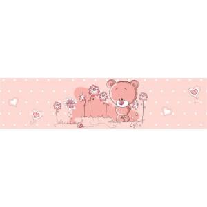 Pink macis bordűr