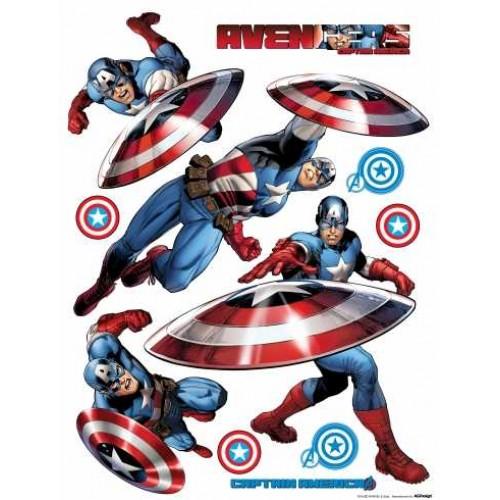 Amerika kapitánya