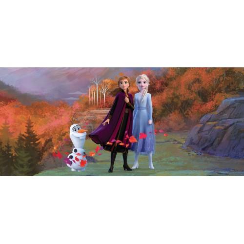 Jégvarázs 2. Olaf, Elsa, Anna poszter