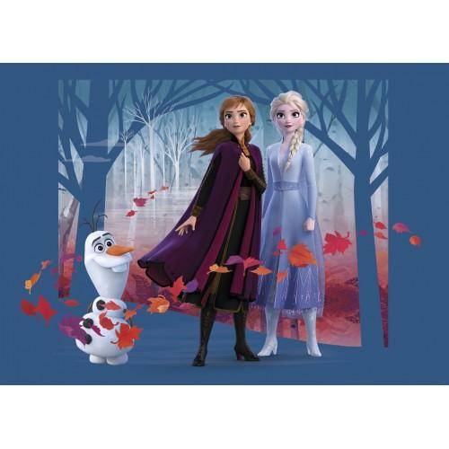 Jégvarázs 2. poszter, Olaf, Anna, Elsa