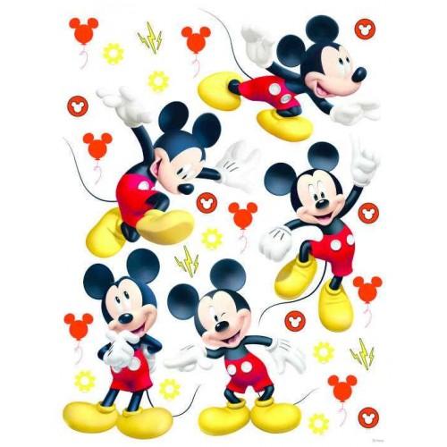 5e886319bf Mickey egér, Donald kacsa falmatrica, Mickey mouse faldekoráció